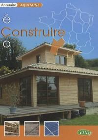 Annuaire Aquitaine Eco Construire