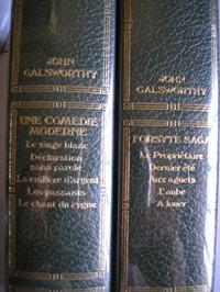 la dynastie des forsyte en 2 tomes (T1: forsyte saga