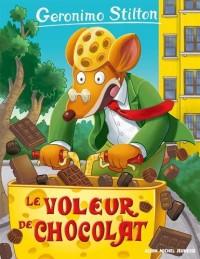 Geronimo Stilton, Tome 82 : Le voleur de chocolat