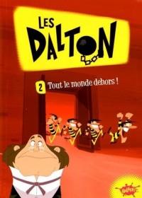 Les Dalton, Tome 2 : Tout le monde dehors !
