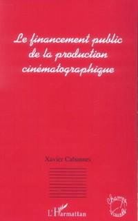 Financement Public de la Production Cinematographique