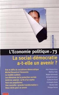 L'Economie politique, N° 73, janvier 2017 : La social-démocratie a-t-elle un avenir ?