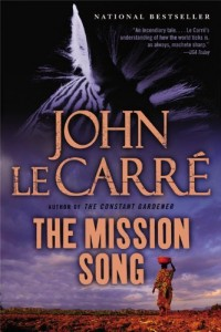 [ THE MISSION SONG BY LE CARRE, JOHN](AUTHOR)PAPERBACK
