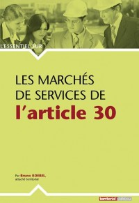Les Marches de Services de l'Article 30