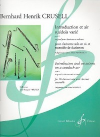 Introduction et Air Suedois Varie Opus 12