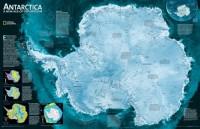 Antartica : Image satellite (79x51)