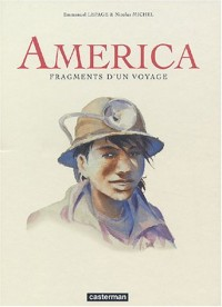 America : Fragments d'un voyage