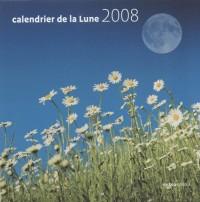 Calendrier Mural Lune 2008 a l'Unité Sous Film
