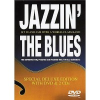 Jazzin' The Blues: Deluxe Edition DVD And 2 CDs. Pour Guitare
