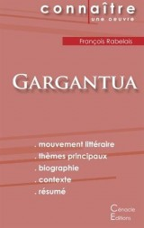 Gargantua de François Rabelais : Fiche de lecture
