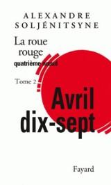 La Roue rouge - Avril 17 tome 2: Quatrième noeud