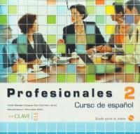 Profesionales: CD-Audio Para LA Clase 2