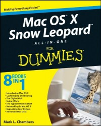 MAC OS X Snow Leopard All-in-one for Dummies: Epub Edition