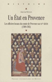 Un Etat en Provence