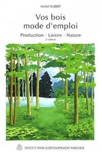 Vos bois mode d'emploi production : Production - Loisirs - Nature