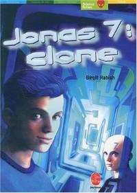 Jonas, tome 7 : Clone