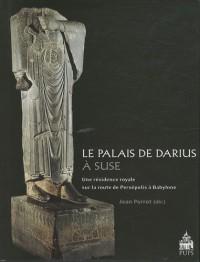 Le palais de Darius à Suse : Une résidence royale sur la route de Persépolis à Babylone