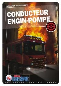 Formation de spécialité Sapeur-Pompier : Conducteur engin-pompe
