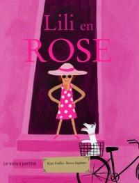Lili en rose