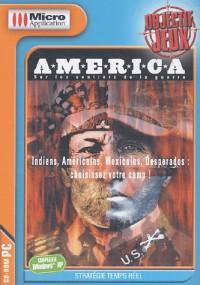 America. Sur les sentiers de la guerre. CD-ROM