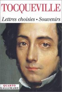 Lettres choisies, souvenirs, 1814-1859