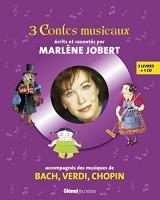 Contes musicaux : Coffret en 3 volumes : Une nuit bizarre, bizarre, Les trois génies de Noël, Maman a engagé une sorcière