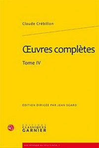Oeuvres complètes : Tome 4