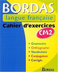 BLF - CAHIER D'EXERCICES CM2    (Ancienne Edition)