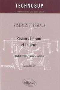Réseaux Intranet et Internet