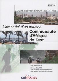 Communauté d'Afrique de l'est : Kenya, Tanzanie, Ouganda, Rwanda, Burundi