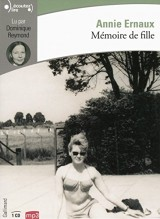 Mémoire de Fille CD