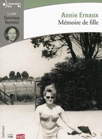 Mémoire de Fille CD