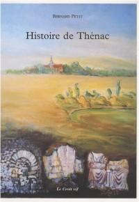 Histoire de Thénac