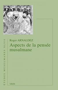 Aspects de la pensée musulmane