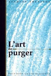 L'art de purger