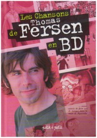 Les chansons de Thomas Fersen en BD