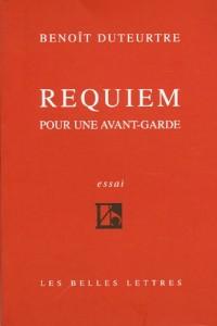 Requiem pour une avant-garde