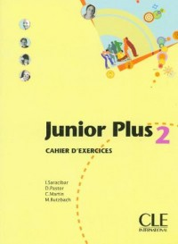 Junior Plus 2 : Cahier d'exercices