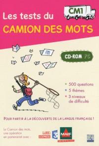 Les tests du Camion des mots CM1 : CD-ROM