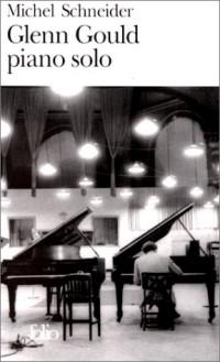 Glenn Gould piano solo: Aria et trente variations