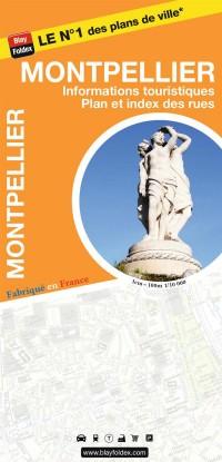Montpellier : 1/10 000, avec livret