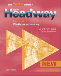 New Headway Elementary 3rd edition workbook without key