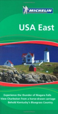 Michelin the Green Guide USA East