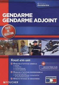 Gendarme, Gendarme adjoint : Tests de sélection