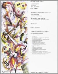 Moment Musical - Farandole - Allegro Brillante - Mat Complet
