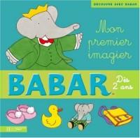 Mon premier imagier Babar