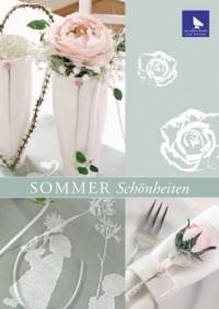 Sommer Schönheiten: Stickerein in Sommerlaune (Livre en allemand)