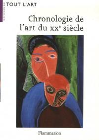 Chronologie de l'art du XXe siècle