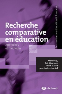 Recherche comparative en éducation : Approches et méthodes