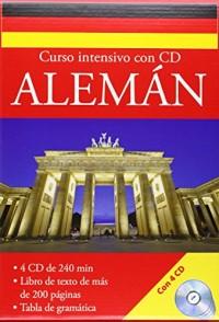 Allemand Méthode Intensive d'allemand avec CD